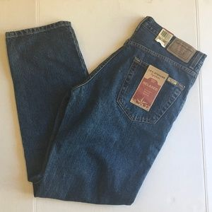 Levi Strauss Signature Mens Relaxed jean 33 x 32